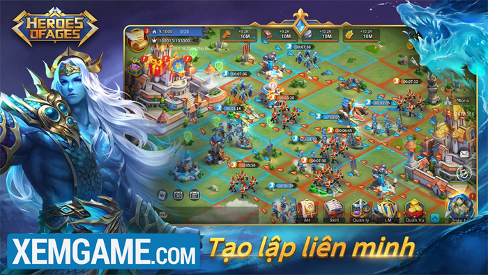 Heroes of Ages | XEMGAME.COM