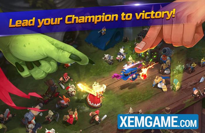 Minimax Tinyverse | XEMGAME.COM
