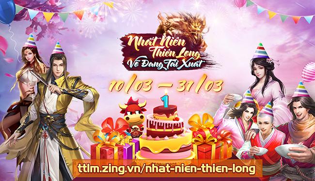 Tân Thiên Long Mobile tưng bừng đón sinh nhật sau một năm đầy thành công