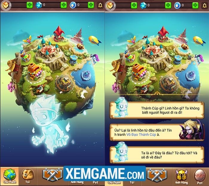 OMG Loạn Đấu | XEMGAME.COM