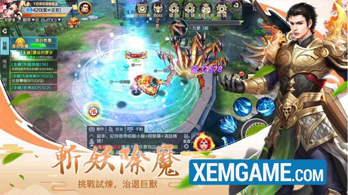 Tuyệt Đại Song Tu | XEMGAME.COM