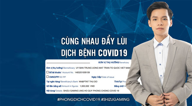 Cộng đồng Mobile Legends: Bang Bang VNG chung tay quyên góp để đẩy lùi dịch bệnh Covid-19
