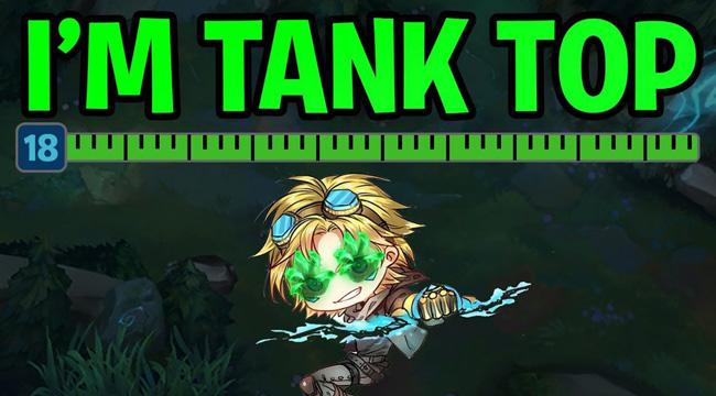 """LMHT: Mốt Xạ Thủ lên tank Đường Trên, không còn khái niệm """"bốc hơi"""""""