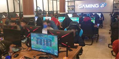 Trốn cách ly đi tìm quán net, 5 game thủ bị tóm lên đồn đóng phạt