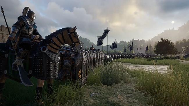 Conqueror's Blade chính thức ra mắt miễn phí, có hỗ trợ tiếng Việt
