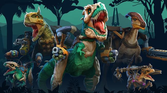 Dino Squad mobile là tựa game khủng long bắn súng đầy thú vị sắp ra mắt