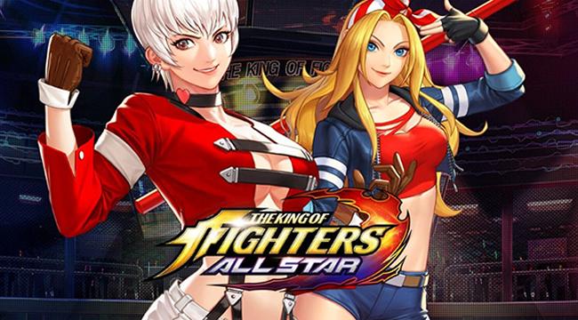 KOF AllStar – Quyền Vương Chiến: game đấu thẻ tướng chính chủ King of Fighter