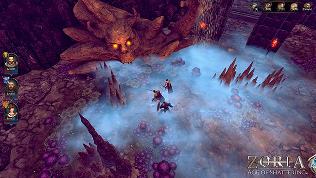 Zoria: Age of Shattering – game nhập vai đầy cuốn hút đã vậy còn miễn phí