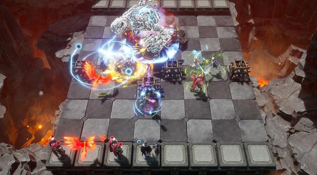 Heroes Showdown: Game cờ nhân phẩm siêu đẹp với nhiều tính năng mở rộng hơn