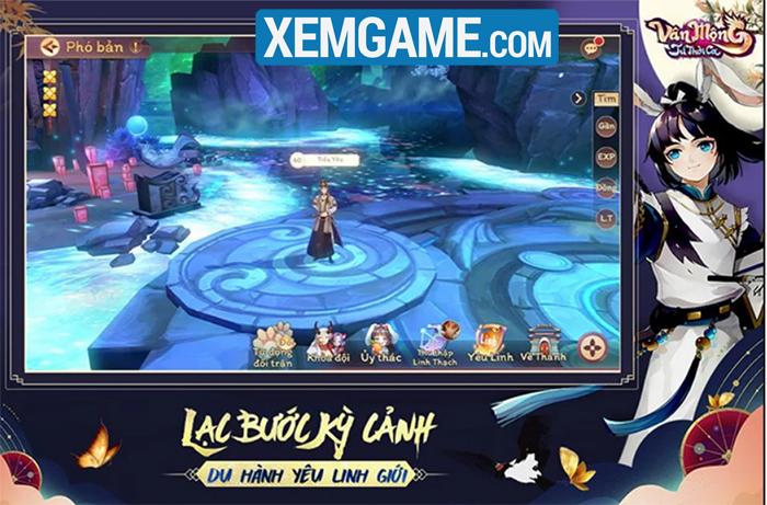 Vân Mộng Tứ Thời Ca | XEMGAME.COM