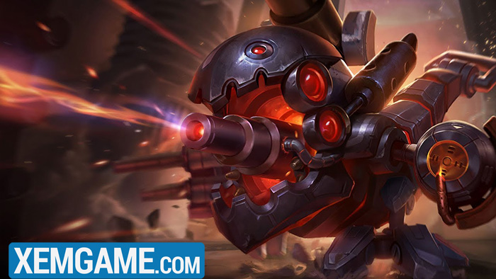 New 5 champions that might be added to TFT: Mech-Pilot are going to have new members 6