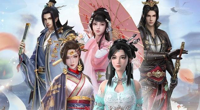K-ICM tung bản phối Sóng Gió đầy da diết dành tặng Tỷ Muội Hoàng Cung