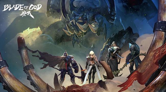Blade of God mang đến chất lượng tuyệt hảo nhất cho game chặt chém trên di động