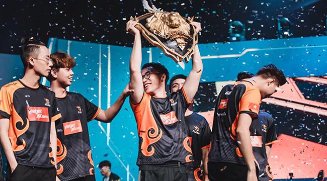 Chung kết Đấu Trường Danh Vọng: Team Flash lên ngôi vô địch, mang về giải thưởng  800 triệu đồng