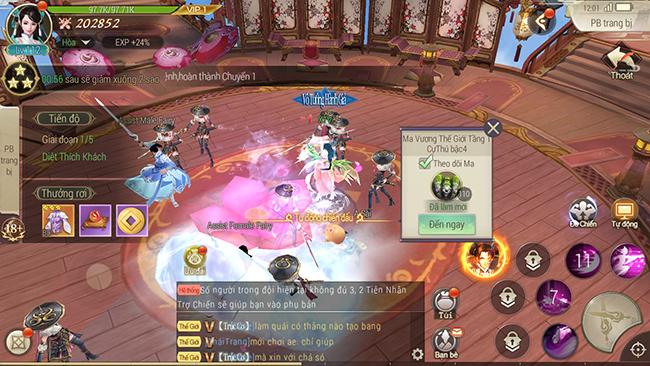 Jade Sword – Tiên Hiệp Truyền Kỳ: Khó thể ngờ một tựa game nhẹ lại có thể đẹp đến thế