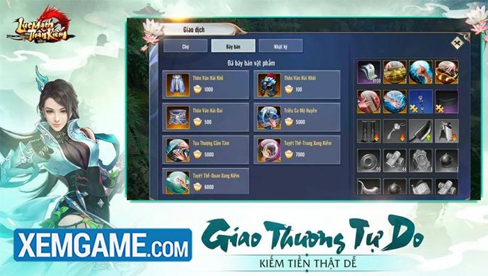 Lục Mạch Thần Kiếm 3D   XEMGAME.COM