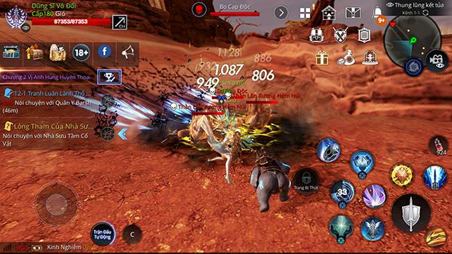 AxE: Alliance X Empire tung cập nhật siêu Hot, game thủ kéo nhau vào cày cuốc ngay