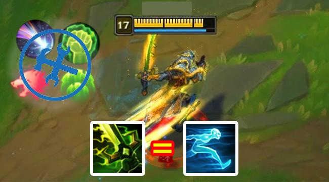 LMHT: Riot Games đại tu hàng loạt ngọc bổ trợ, Tốc Hành giờ có hiệu ứng như ulti của Master Yi