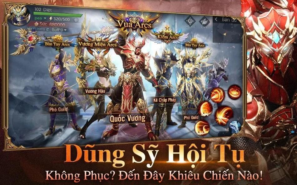 DxH II: Awakening of Dragon – game nhập vai khủng chuẩn bị cập bến VN