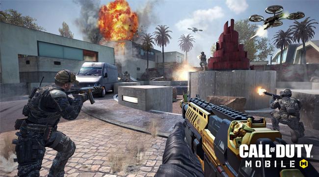 Top 5 khẩu súng cân cả thế giới trong Call of Duty: Mobile VN