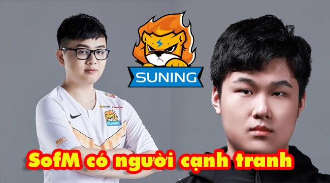 LMHT: SofM bất ngờ có người thay thế trong đội hình của Suning Gaming
