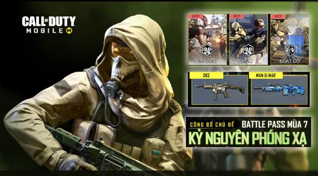 Call of Duty: Mobile VN – Chi tiết bản siêu cập nhật tháng 6 với vô vàn chế độ chơi mới