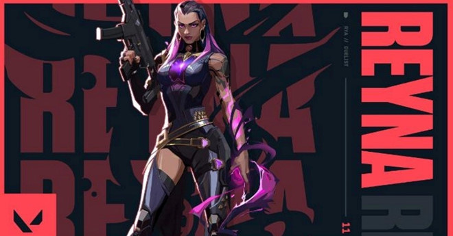 Valorant : Chi tiết kỹ năng của Reyna – điệp viên thứ 11 trong game