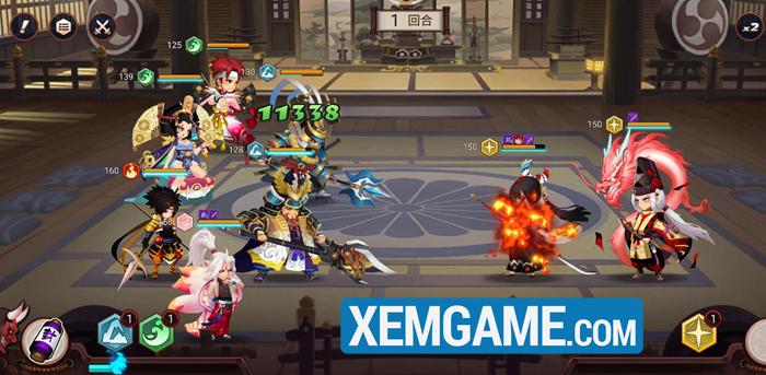 Samurai Idle VNG | XEMGAME.COM
