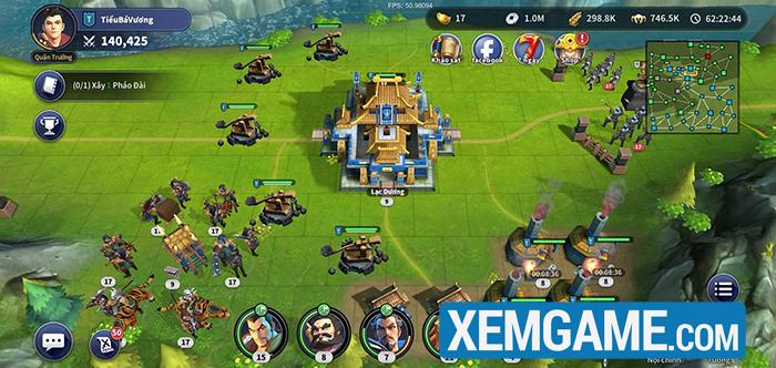Nhất Thống Tam Quốc | XEMGAME.COM