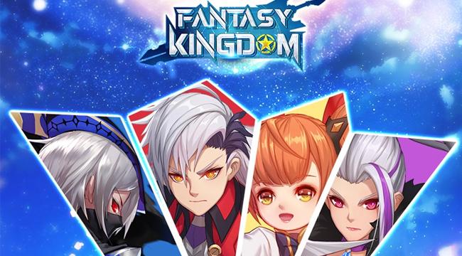 Fantasy KingDom M gây sốt khi công bố thời điểm mở game chính thức