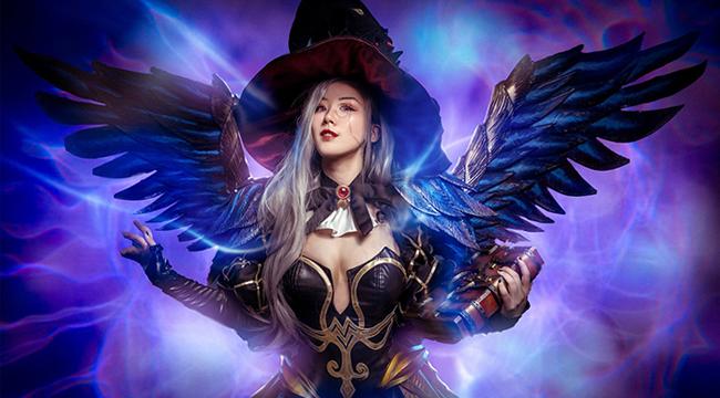 Mobile Legends: Bang Bang – Cosplay đầy ma mị của Alice Ma Thuật Sư