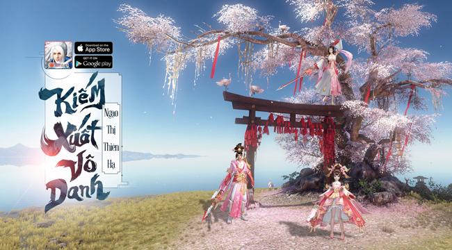 Funtap rục rịch kế hoạch ra mắt game nhập vai Vô Danh Kiếm Mobile