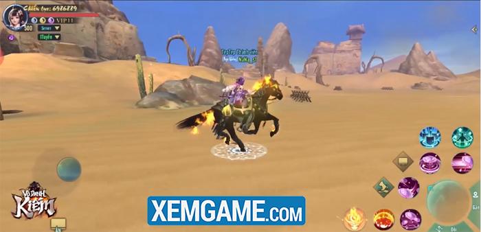 Vô Danh Kiếm Funtap | XEMGAME.COM