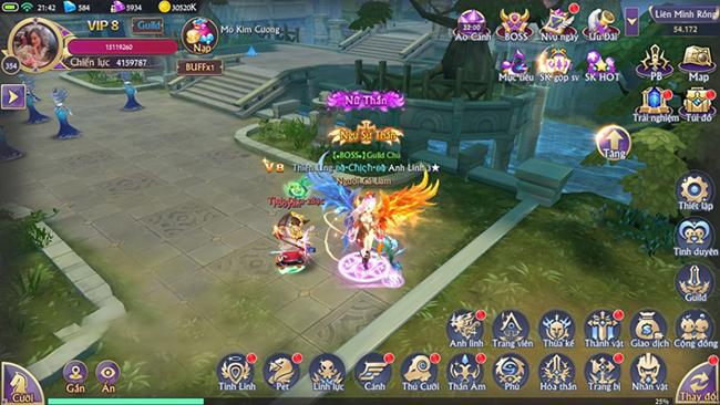 Trải nghiệm Fantasy KingDom M trước giờ game ra mắt chính thức