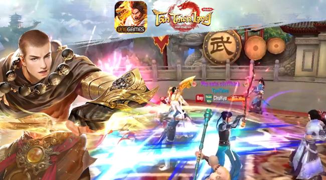 Tân Thiên Long Mobile VNG: Tìm hiểu chuyên sâu võ học của Thiếu Lâm phái