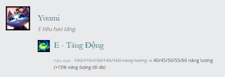 """LMHT: Tỉ lệ thắng của """"hoàng thượng"""" Yuumi tụt xuống đáy BXH sau khi ăn cú nerf quá mạnh của Riot Games - Ảnh 1."""