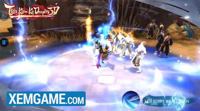 Tiên Kiếm Kỳ Duyên 3D | XEMGAME.COM