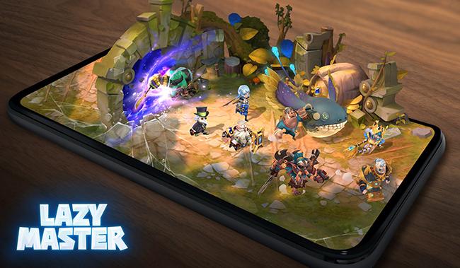 Lazy Master – game nhập vai nhàn rỗi thú vị để giải trí