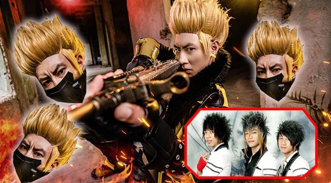 """Game thủ Free Fire 'sang chấn tâm lý"""" với cosplay Ngày Thanh Trừng phiên bản HKT"""