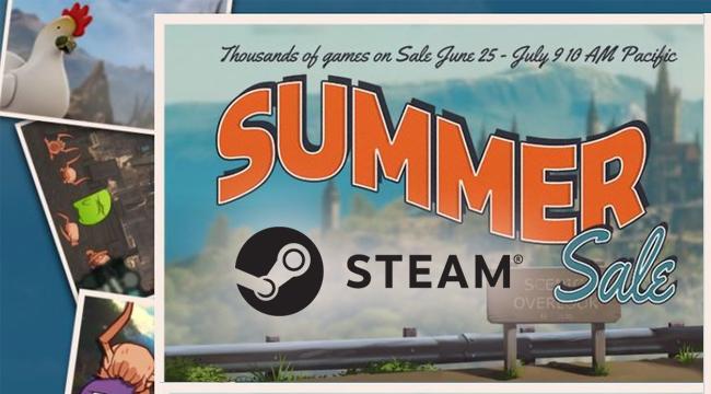Điểm mặt 11 tựa game giá hời không thể bỏ qua trong trong Steam Summer Sale 2020