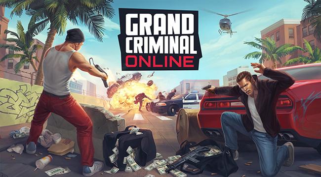 Quậy banh thành phố với Grand Criminal Online – game hành động phong cách GTA