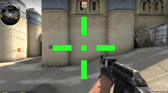 Tạo hồng tâm ảo: bí quyết bách phát bách trúng cho các tựa game FPS