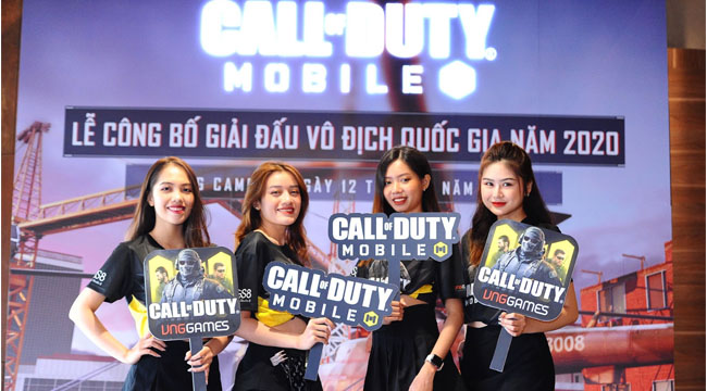 Call of Duty: Mobile VN hé lộ giải đấu Vô Địch Quốc Gia với tiền thưởng khủng lên đến 1,4 tỷ VND