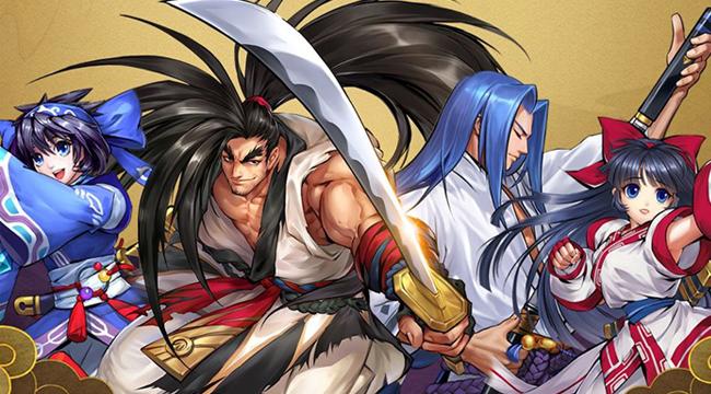 Huyền thoại Samurai -Samurai Shodown VNG đổ bộ Việt Nam trong tháng 8/2020