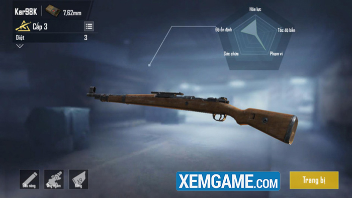 Những vũ khí tốt nhất trong PUBG Mobile và hướng dẫn cơ bản cho người chơi mới 6