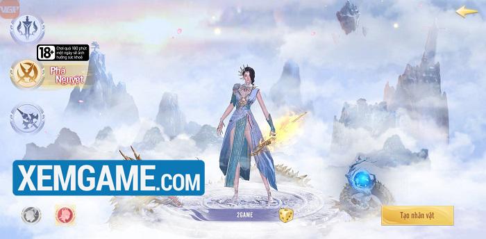 Long Kiếm Cửu Châu   XEMGAME.COM