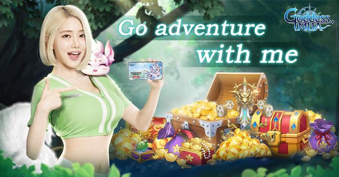 Tặng 800 giftcode Goddess MUA để người chơi dễ dàng chinh chiến ingame
