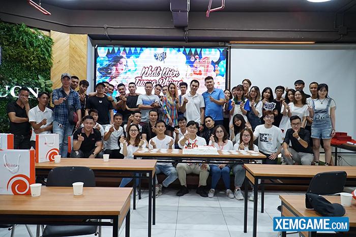 Kiếm Ma 3D ghi điểm trong mắt game thủ sau offline thành công tại Hà Nội 3