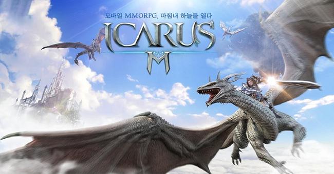 Icarus M – tựa game nhập vai siêu đỉnh sắp ra mắt bản quốc tế