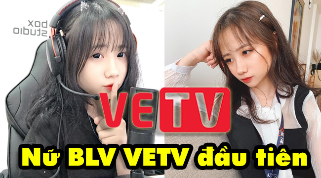 LMHT: Linh San – nữ BLV đầu tiên của VETV khiến fan phát cuồng